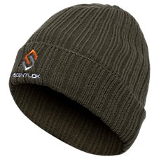 Scent-Lok Carbon Alloy Knit Cuff Beanie for Men