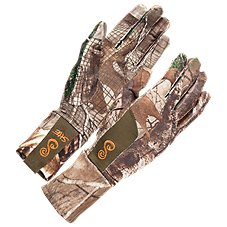 SHE Outdoor Liner Gloves for Ladies