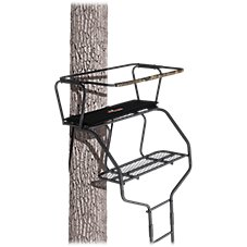Big Game Treestands Guardian 2-Person Ladder Stand