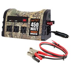 Realtree 450W Tailgate Inverter