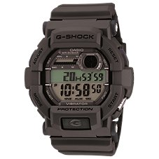 Casio G-Shock Vibration Alarm Watch for Men