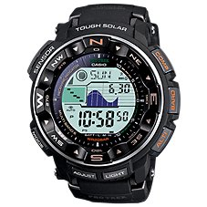 Casio Pro Trek Atomic Triple Sensor Solar Watch for Men