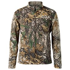 Scent-Lok Vortex Windproof Fleece Jacket for Men