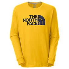 The North Face Half Dome Long-Sleeve T-Shirt for Men