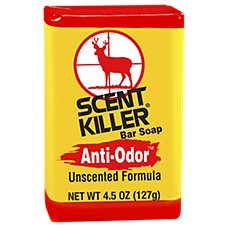 Scent Killer Bar Soap