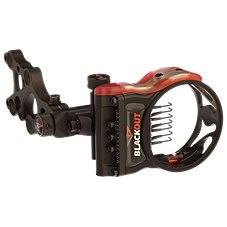 BlackOut 7-Pin Bow Sight