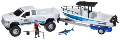 bass pro shops saltwater fishing adventure truck and boat. Black Bedroom Furniture Sets. Home Design Ideas