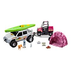 Bass Pro Shops SUT Deluxe Adventure Play Set for Kids