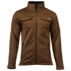 Ascend Sherpa-Lined Sweater Fleece for Men