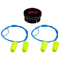 Peltor Sport Blasts Disposable Earplugs with Cord