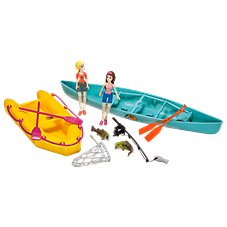 Bass Pro Shops Water Rafting Adventure Boat Play Set for Kids