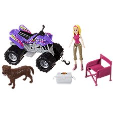 Bass Pro Shops Quad Off-Road Adventure Play Set for Kids