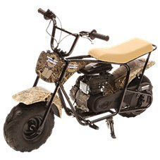 Monster Moto Realtree 80cc Mini Bike