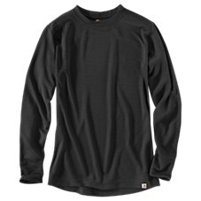 Carhartt Base Force Cold Weather Crewneck Top for Men