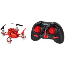 World Tech Toys Micro Supernova Quad-Drone Remote Control Quadcopter