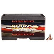 Berry's Bulk Jacketed Rifle Bullets