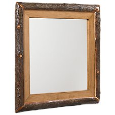Fireside Lodge Furniture Hickory Bedroom Collection Mirror
