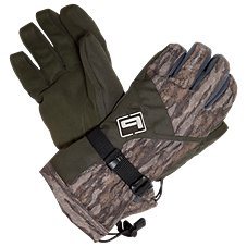 Banded Insulated Gloves for Men