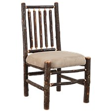 Fireside Lodge Hickory Side Chair