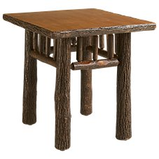 Old Hickory Furniture Big Country End Table