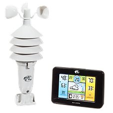 Bass Pro Shops 3-in-1 Wireless Color Weather Station