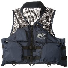 Bass Pro Shops Deluxe Mesh Fishing Life Vest for Adults