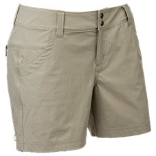Ascend Stretch Trail Shorts for Ladies