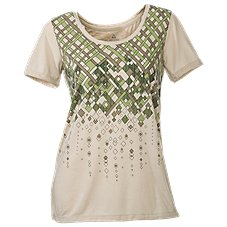 Ascend Lindsey Graphic T-Shirt for Ladies