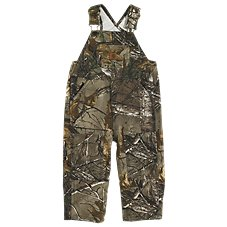 Carhartt Realtree Xtra Camo Bib Overalls for Babies or Toddlers