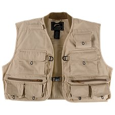 White River Fly Shop Journeyman Fly Fishing Vest for Kids