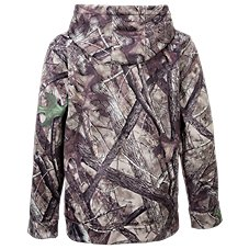 RedHead Tech Fleece Camo Hoodie for Youth