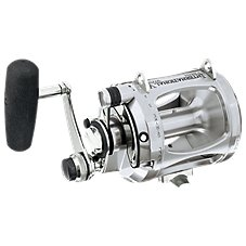 PENN International Silver Series VS 2-Speed Reel