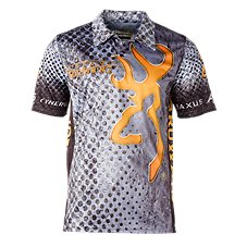 Browning Team Browning Shooting Polo Shirt for Men