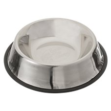 Bass Pro Shops Stainless Steel Dog Bowl