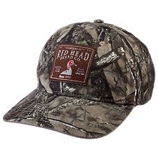 RedHead Brand Patch Cap for Men
