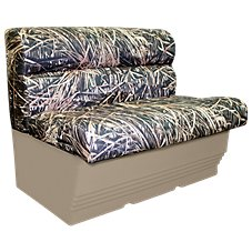 Wise Scout Pontoon Furniture Camo Series 36'' Bench