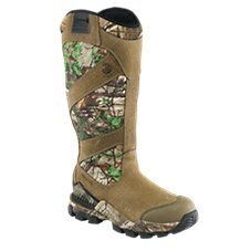 Irish Setter Deer Tracker 17'' Waterproof Snake Boots for Men