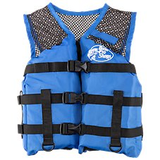 Bass Pro Shops Basic Mesh Fishing Life Vest for Kids