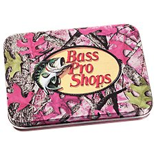 Bass Pro Shops TrueTimber Collectible Tin and Gift Card Holder