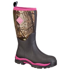 The Original Muck Boot Company Woody PK Hunting Boots for Ladies