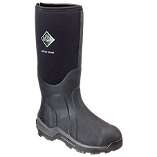 The Original Muck Boot Company Arctic Sport Extreme-Conditions Steel Toe Boots for Men