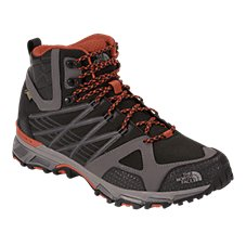The North Face Ultra Hike II Mid GTX Waterproof Hiking Boots for Men