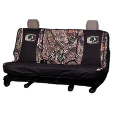 Signature Automotive Mossy Oak Full-Size Camo Bench Seat Cover