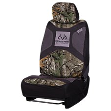 Signature Automotive Realtree Outfitters Low-Back Camo Seat Cover