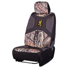 Signature Automotive Browning Low-Back Camo Seat Cover
