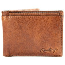 Rawlings Rugged Series Bifold Wallet with Coin Pouch