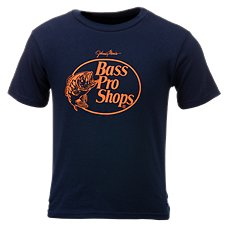 Bass Pro Shops Original Logo T-Shirt for Toddlers or Kids