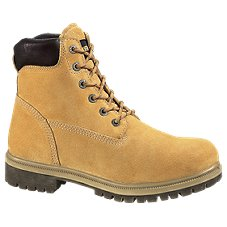 Wolverine Insulated Waterproof 6'' Work Boots for Men
