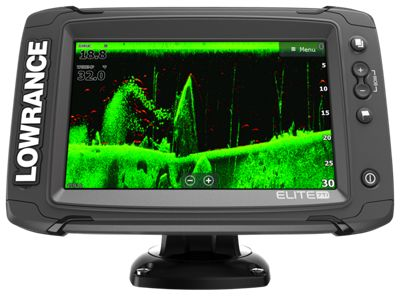 Lowrance elite 7 ti mid high downscan fishfinder for Bass pro shop fish finders
