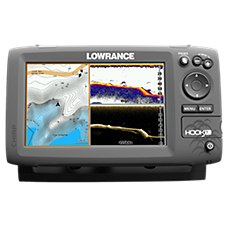 Lowrance Hook-7 Fishfinder/Chartplotter with Navionics+